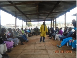 Learning at Ngong dump site