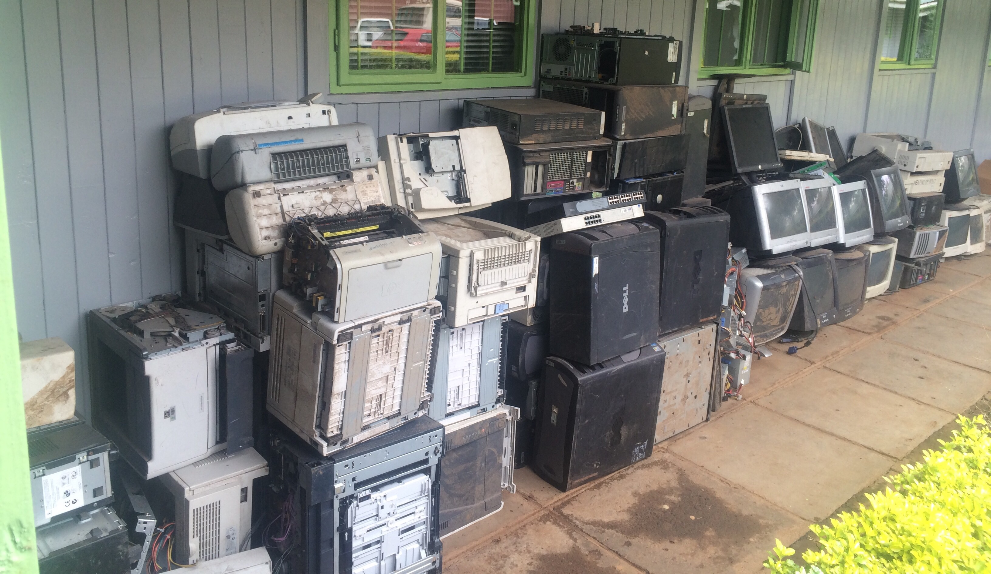 types of e waste and examples of equipment mazingira safi